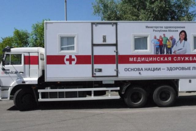 Минздрав РФ рекомендует закупать отечественные передвижные комплексы и оборудование для ФАП