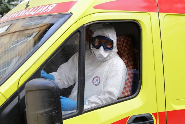 Число вызовов скорой помощи в Вологде в период пандемии увеличилось в 2 раза