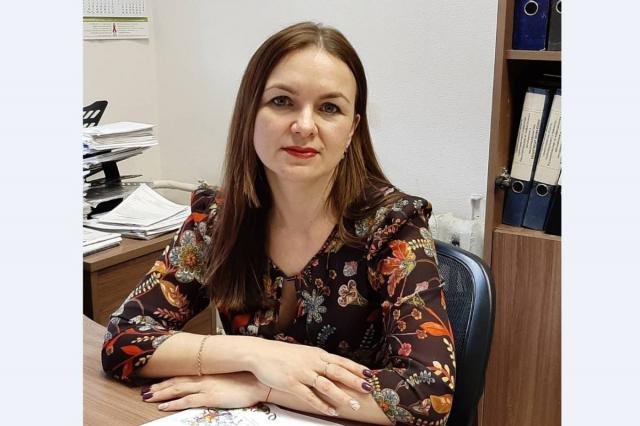 Врач-эпидемиолог Елена Кочнева выбрана лучшим врачем года