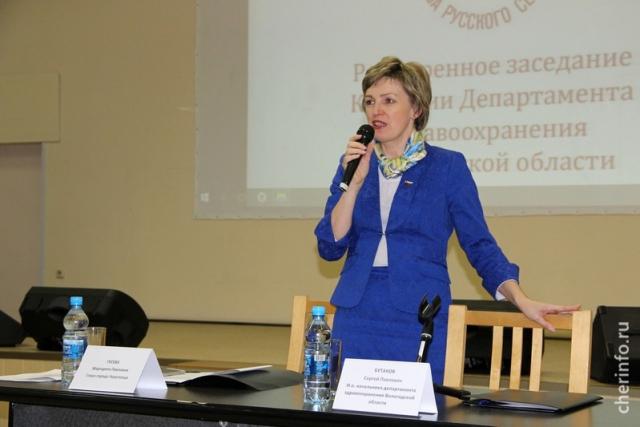 Череповецкие власти предложили восстановить управление здравоохранения в новом виде
